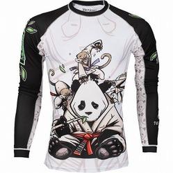 Gentle Panda Rash Guard 1