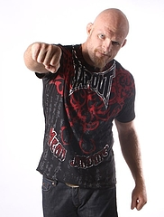 Tap ouT Tシャツ Keith Jardine シグネチャー