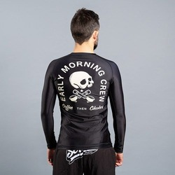 Coffee then Chokes Rashguard 2