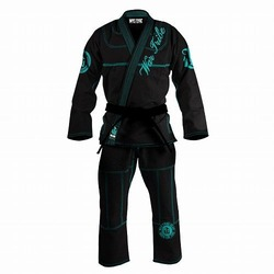Girls gi black 1