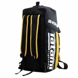 Yellow Jiu Jitsu Gear Bag 2