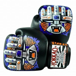 APEX Tiger Muay Thai Boxing Gloves1