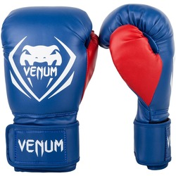 Contender Boxing Gloves bluewhite red1