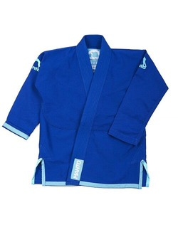 Junior 20 Youth BJJ Gi blue 1