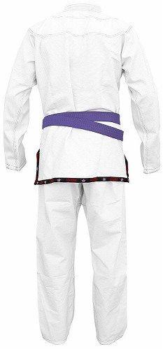Adult BJJ Kimono - White 2