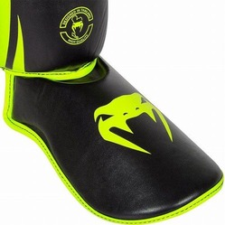 Challenger Standup Shinguards blackneoyellow 3