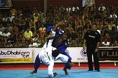 アブダビプロ北ブラジル予選 ジウベルト・ドゥリーニョ