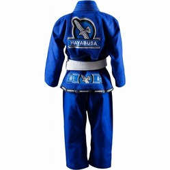 Yuushi Youth Jiu Jitsu Gi blue 3a