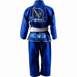 Yuushi Youth Jiu Jitsu Gi blue 3a