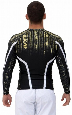 RASH GUARD VULKAN TRON 2