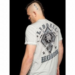 Headrush Liddell Saphire T-Shirt 2