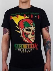 t-shirt RUDOS black 1
