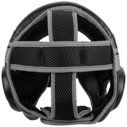 Challenger Open Face Headgear blackgrey 4