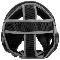 Challenger Open Face Headgear blackgrey 4