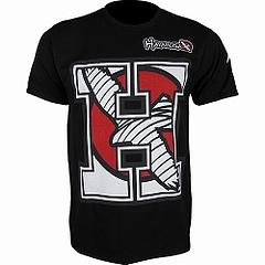 Hayabusa Tシャツ Team-H 黒