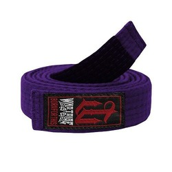 BJJ Belt purple