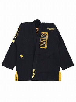 MANTO WAY OF LIFE BJJ GI limited 1
