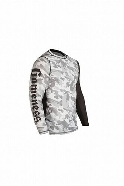 Camo Grapple Rash Guard LS 2