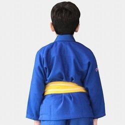 KIMONO KIDS TRANCADO blue 4