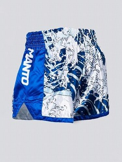 MANTO fightshorts MUAY THAI WAVES 3