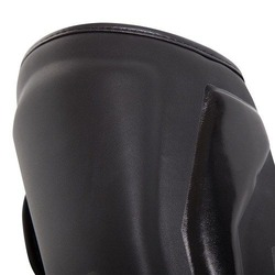 Elite Standup Shinguards black 3