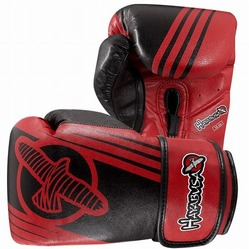 Ikusa Recast 16oz Gloves Red