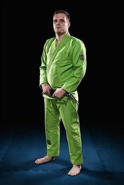 Gi Estilo classic Green1