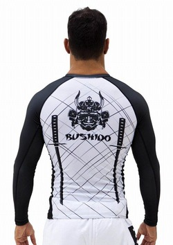 RASH GUARD VULKAN BUSHIDO2