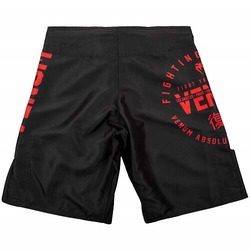 Signature Kids Fightshorts blackred2