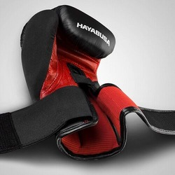 T3 Boxing Gloves blackred3