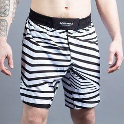 Dazzle Camo Shorts2