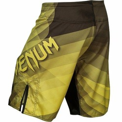 Dream Fightshorts - Black-Yellow 3