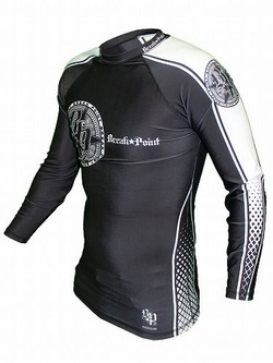Elite Rash Guard Black longsleeve3