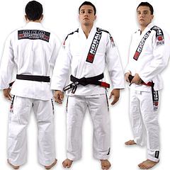 KORAL 柔術衣 MKMコンペティション 白