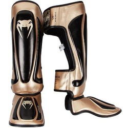 Predator Standup Shinguards gold 1