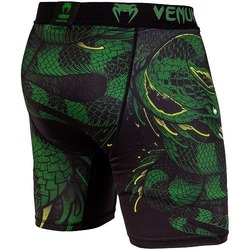Green Viper Compression Shorts BlackGreen 4