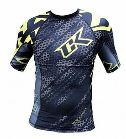 Droid yelllow rashguard 1
