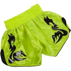 boxe thai Bangkok Inferno yellow 2
