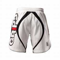 Miura Evo Fight Shorts White 3