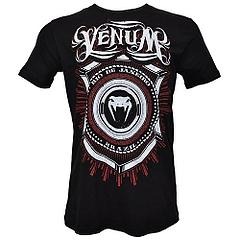 T-shirt Shield Bk1
