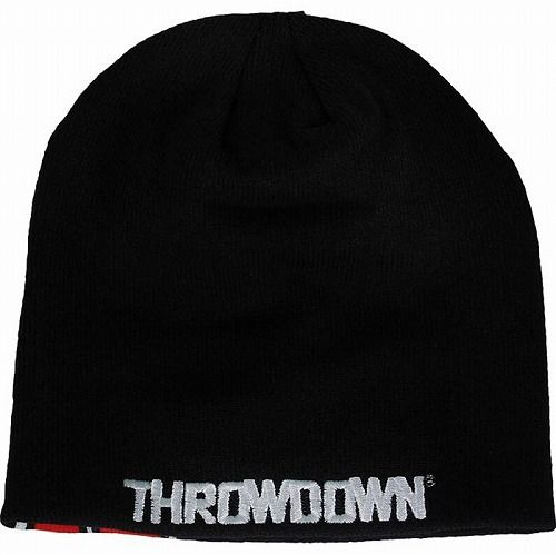 Throwdown Stand Tall Beanie Bk2