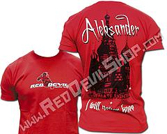 T-shirt Alexander