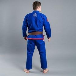 Scramble Athlete 3 Kimono Blue4