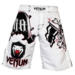 VENUM ファイトショーツ Muay Thai Fighters 白