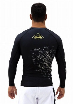 RASH GUARD VULKAN LION2