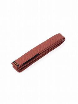 belt BJJ LABEL brown 1