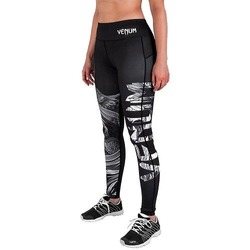 Phoenix Leggings BlackWhite 1