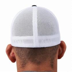 trucker cap EAZY black white2