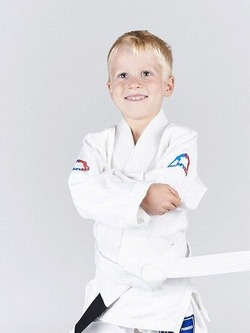 Junior Youth BJJ Gi white 1