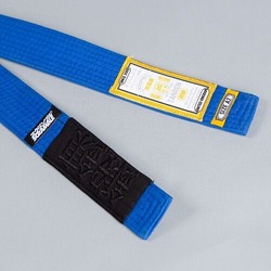 tanren v4 BJJ Belt blue 2